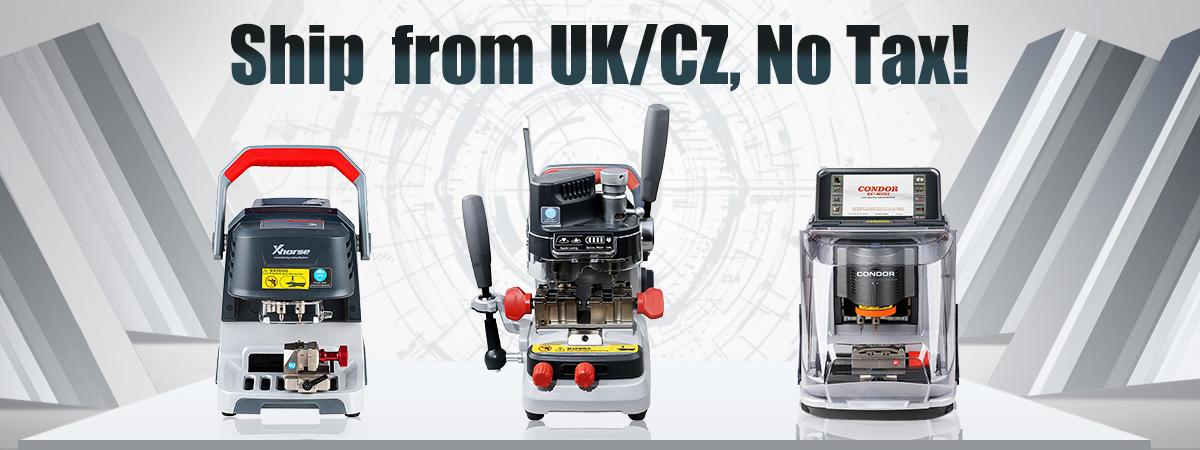 xhorse key cutting machine