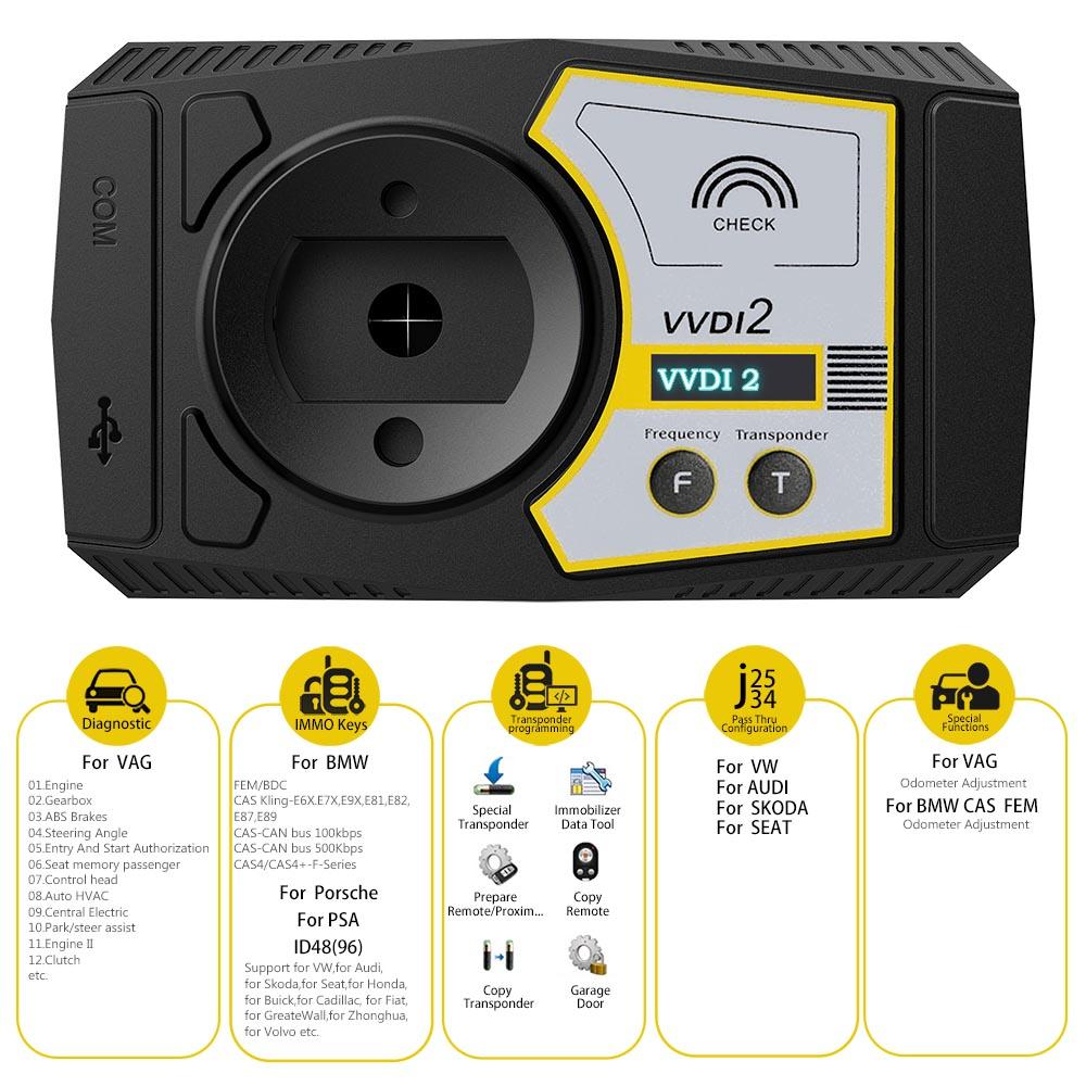 Xhorse VVDI2 Full Function