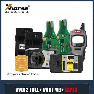 Xhorse VVDI Combination packages
